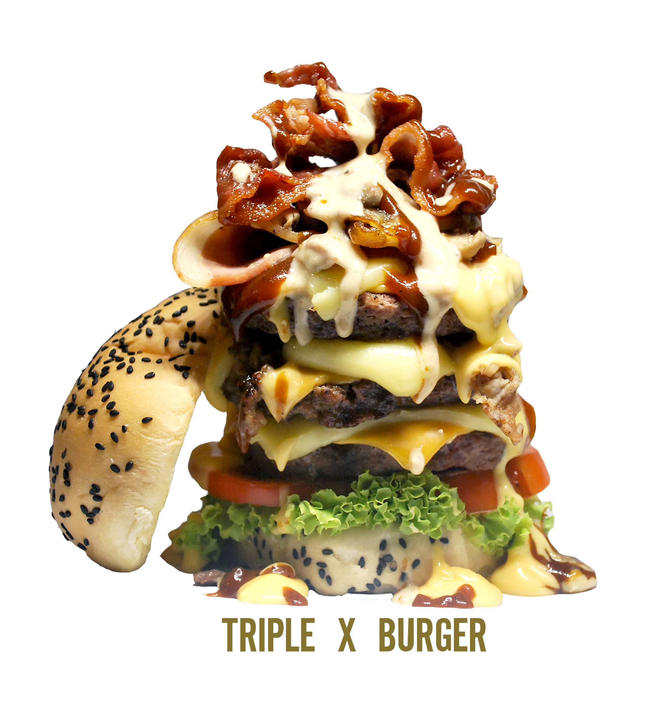 BB Triple X Burger