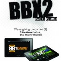BBX2 – Backyard Burgers Birthday Bonanza – Blackberry Giveaway