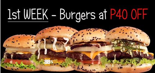 Backyard Burgers 4th Anniversary Promo - Week 1